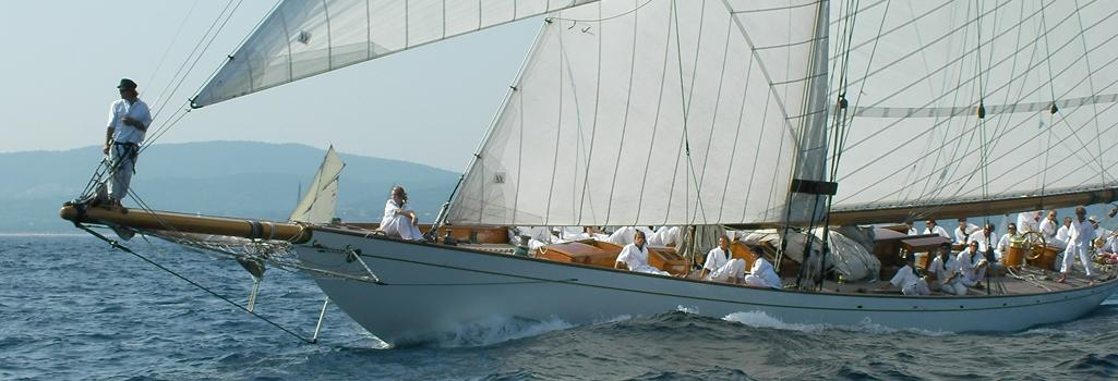 Suppliers of masts and spars to yachts throughout the world